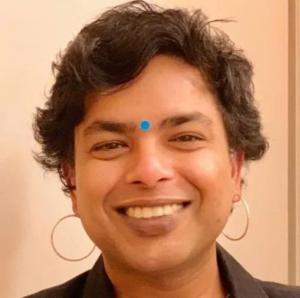 A photo of Ayush Gupta